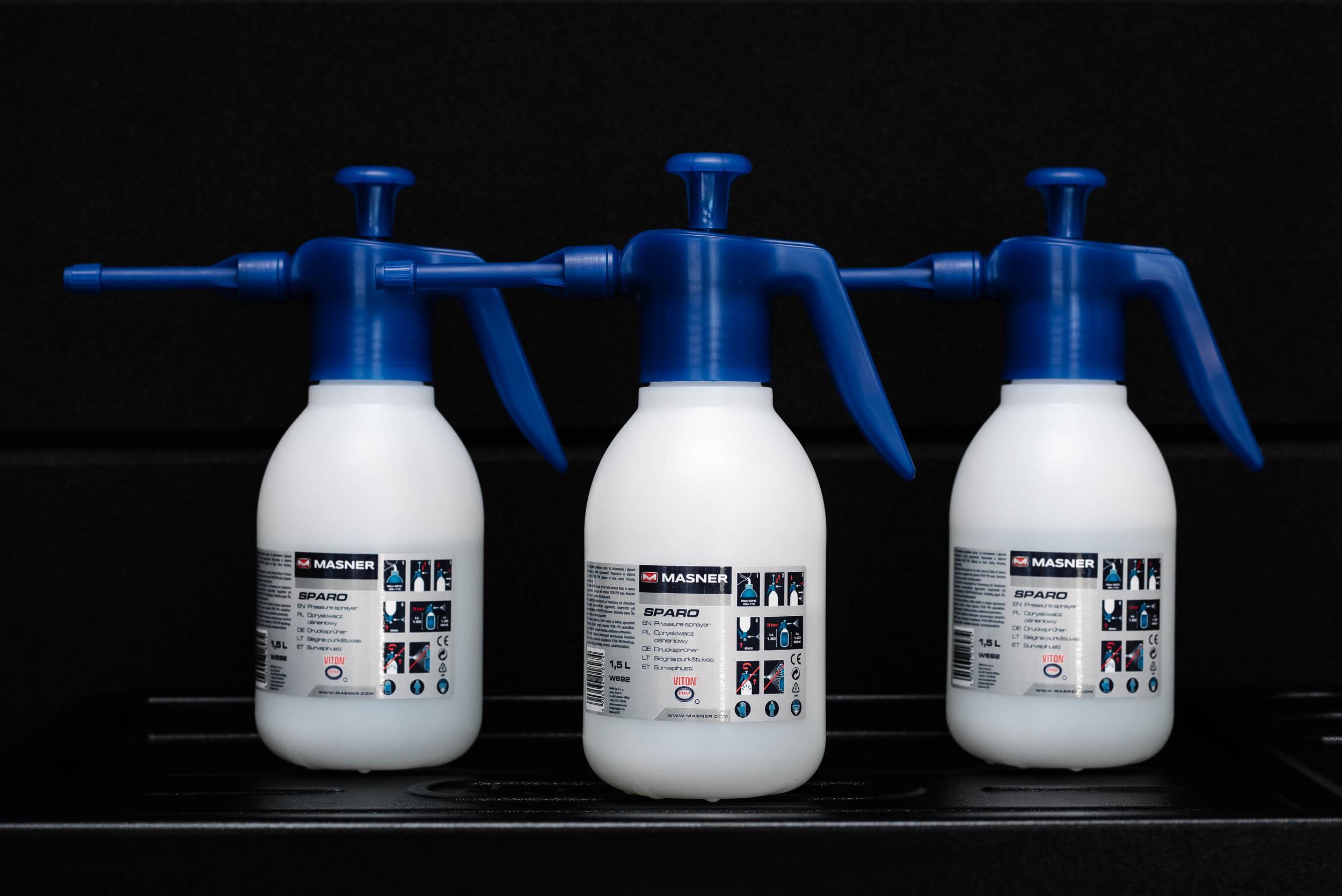 Opryskiwacz ciśnieniowy – nie tylko do mycia samochodu